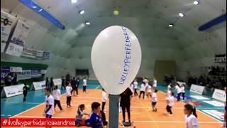 26-11-2017: #ilvolleyperfedericaeandrea - tappa di Volley S3 di ieri a Casarano (LE)
