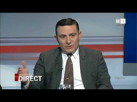 Moldova în direct. 04.10.2017