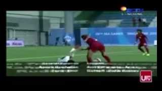 TIMNAS U 23  VS MYANMAR (2-4) SEA GAMES 2015