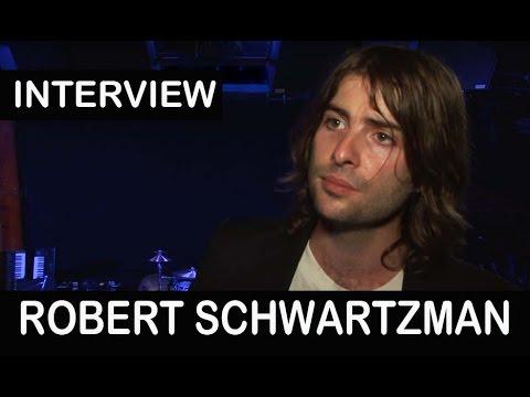 """Robert Schwartzman on """"Double Capricorn"""" - Interview"""