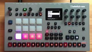 Elektron Analog Rytm mkII Review