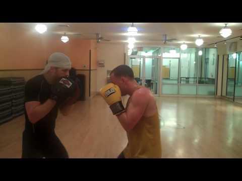 Speedball Fitness - Steve Feinberg and Boyd Melson, Pro Boxing Hand Speed