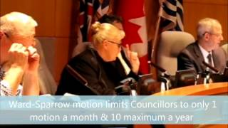 Langley Township Council Restricts Free Speech Once Again