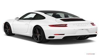 2018 Porsche 911 interior and exterior parts of a car  Specifications and Price cheap Review