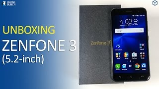 Asus Zenfone 3 Unboxing (ZE520KL) and Impressions after a day of Use