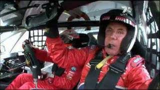 Waltrip's Ride Of A Lifetime