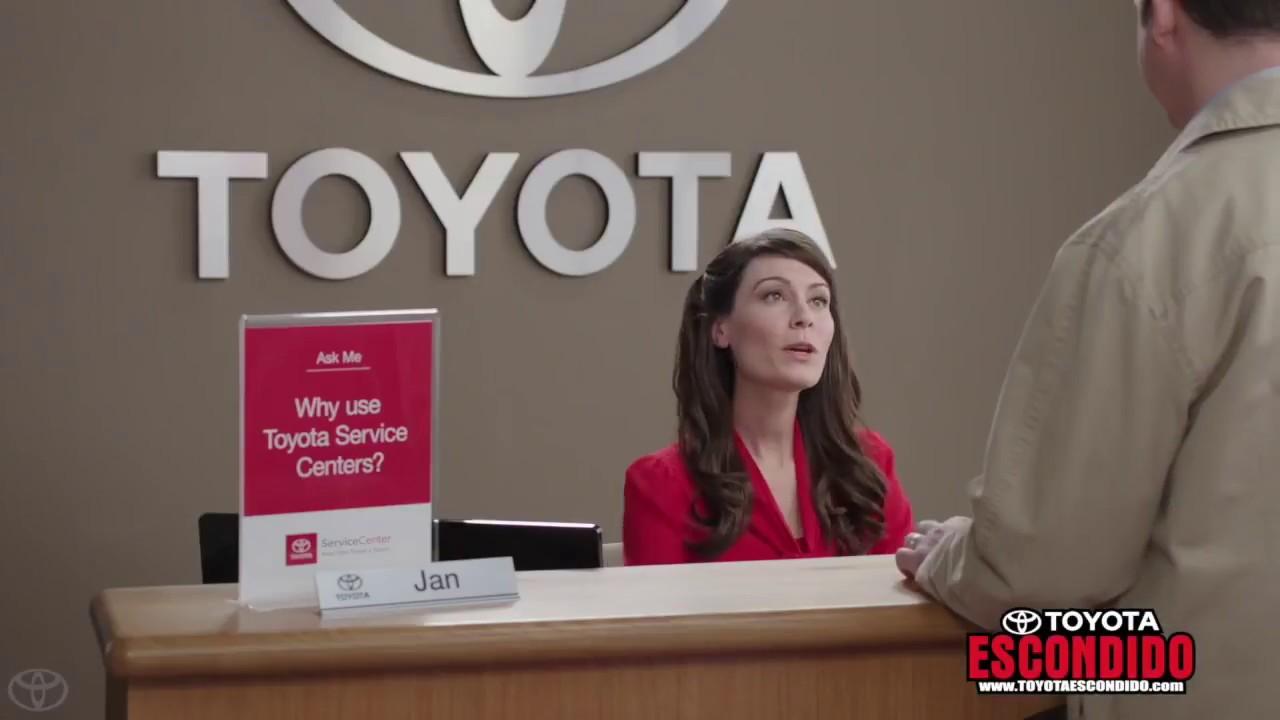Charming Toyota Escondido Service Center