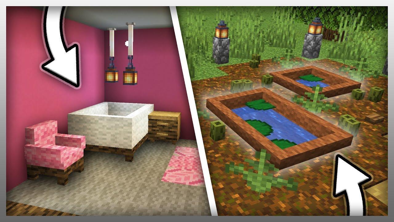 ✔️ The BEST Furniture Mod in Minecraft! (Furniture Mod Update)