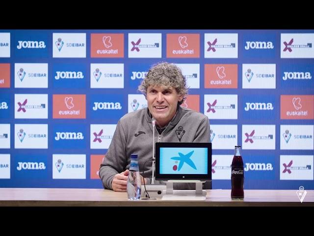 Iker Dorronsoro -ren prentsaurrekoa | #EibarFem