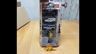 Matchbox Jurassic World 5 Pack Review