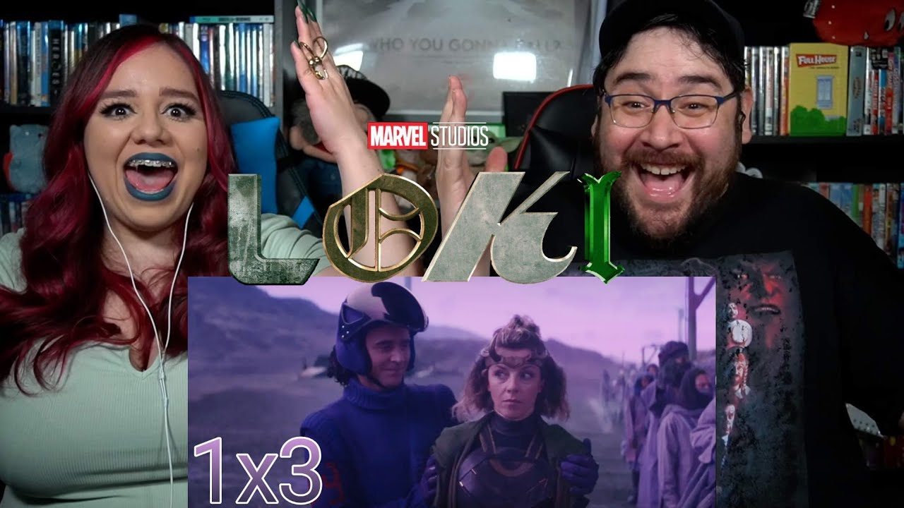 Loki 1x3 LAMENTIS - Episode 3 Reaction / Review