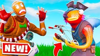 I Stream Sniped LAZARBEAM TO GIVE HIM THE BOOM BOW In Fortnite!