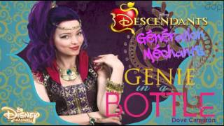 descendants gnration mchants   genie in a bottle par dove cameron