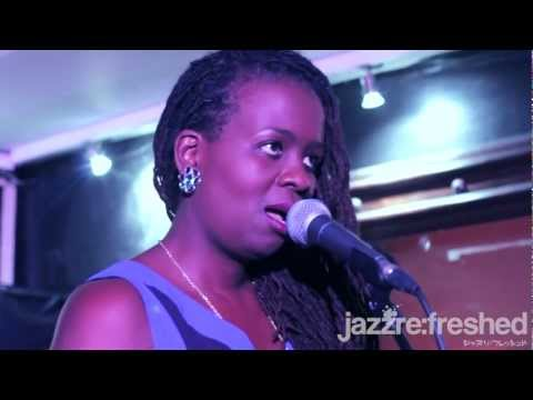 last night at jazz refreshed with SOMI 04/04/13