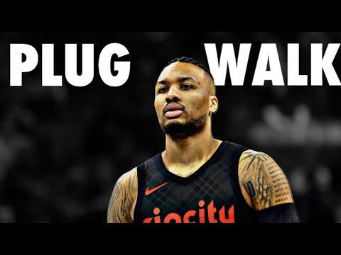 """Damian Lillard """"Plug Walk"""" NBA Mix ᴴᴰ"""