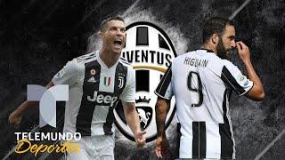 Cuando Cristiano provocó la salida de Higuaín | Italia Serie A | Telemundo Deportes