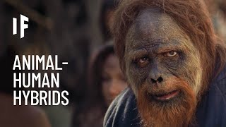 What If We Created Hybrid Human-Animals?