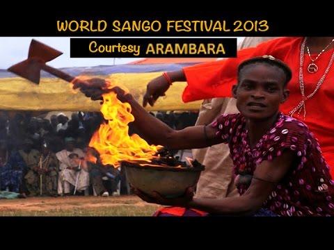 World Sango Festival In Oyo