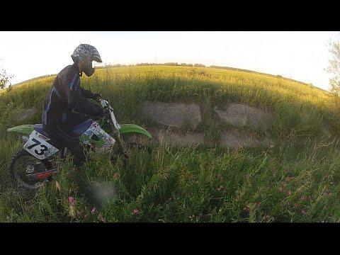 Тест-драйв Honda XR250/ Первый мотоцикл/ Мотоблог/ Выпуск 74
