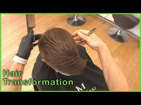 best-short-haircut-and-hairstyle-for-men!-how-to-style-your-hair-(asmr-music)-lionel-messi
