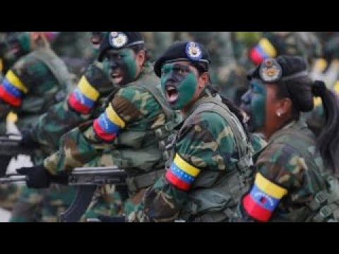 Venezuela crisis: Maduro's enemies taken from homes by police