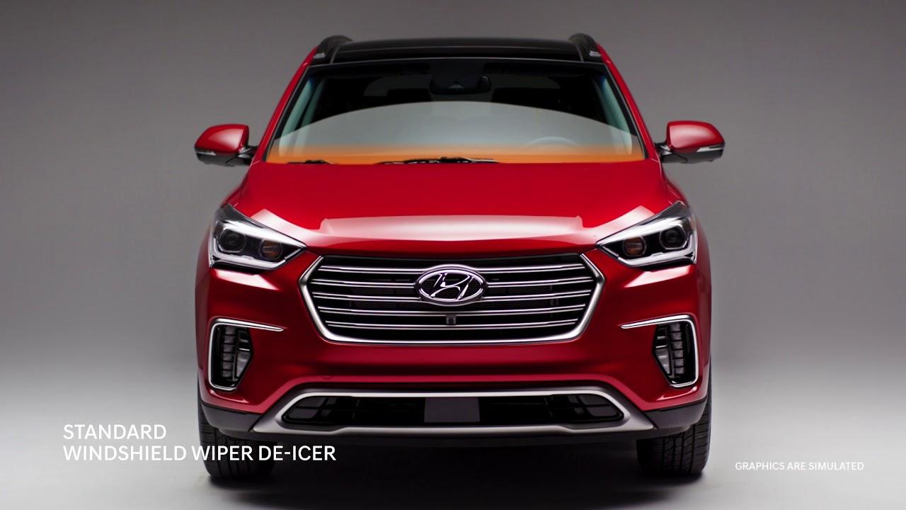 2018 Santa Fe XL | Explore the product | Hyundai Canada ...