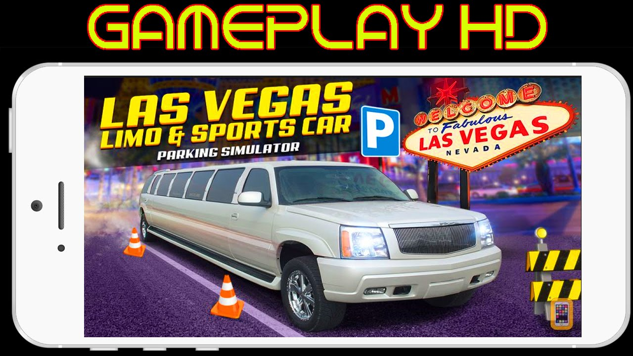 Las Vegas Valet Limo and Sports Car Parking Gameplay - iOS ...
