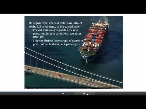 An Introduction to Maritime Zones (1 of 3)