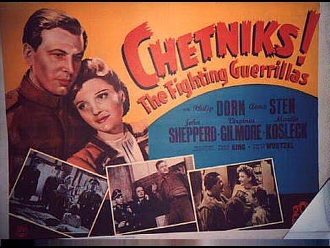 Четници, борбена герила - Chetniks, the fighting guerrillas