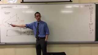 Theorems & Converses (2 of 3: Intercepts on Transversals)
