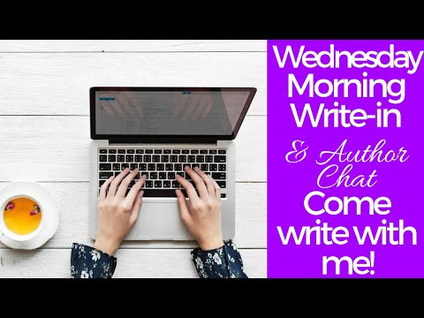 wednesday-live-write-in-and-author-chat-|-may-2019-#3