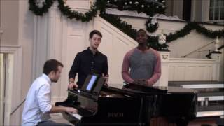 """For Good"" Wicked (Male Cover) Daniel Bruington, Darian Sanders, & Daniel Porter"