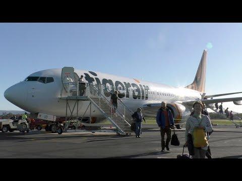 Tigerair Melbourne - Hobart 737-800 Trip Report
