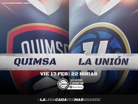 Liga Nacional: Quimsa vs. La Unión | #LaLigaEnTyC