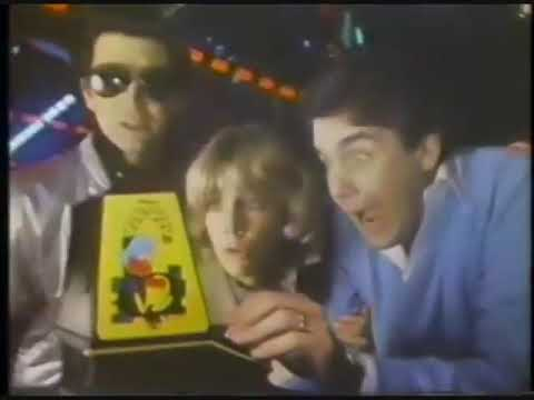 Midway Pac-Man Tabletop Video Game Ad #1 (1982)