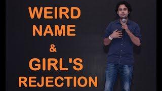 Weird Name & Girl