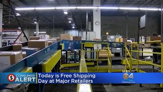 Need To Do Christmas Shopping? It's Free Shipping Day!
