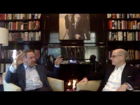 Facebook Live 10/23/2018 - David Frum in conversation with Max Boot