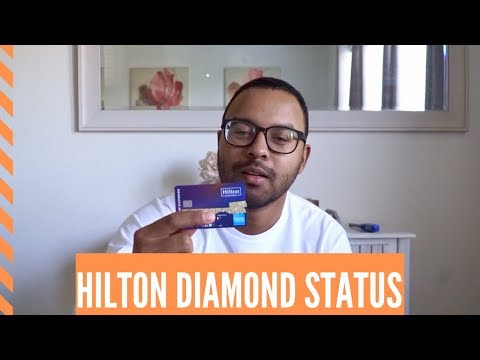 180k Hilton Amex Aspire Credit Card Review!