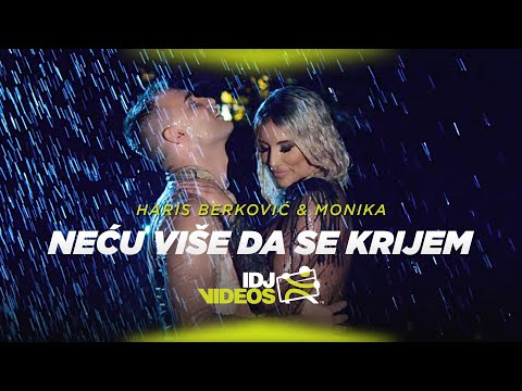HARIS BERKOVIC & MONIKA - NECU VISE DA SE KRIJEM (OFFICIAL VIDEO)