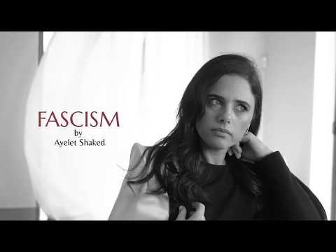 """ISRAELS JUSTIZMINISTERIN: <BR>Die rechte Ministerin spielt mit Kritik und bewirbt das Parfüm """"fascism"""""""