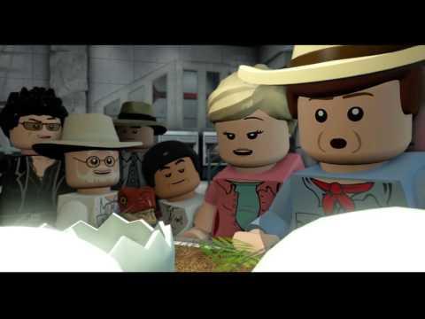 Лего парк юрского периода мультфильм смотреть онлайн