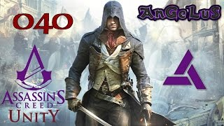 Assassin's Creed Unity PS4 #040 - Der Fall eines Mentors - Let's Play Deutsch/German