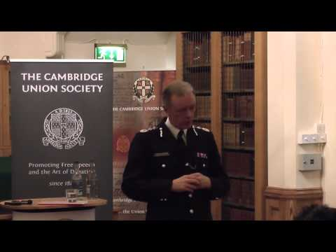 Sir Bernard Hogan-Howe | The Cambridge Union