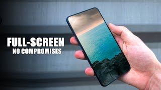 Oppo May Beat Samsung to FULL-SCREEN Under Display Camera Smartphone