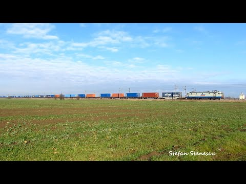 Trenuri / Trains - Islaz - 06.03.2020