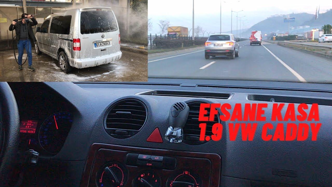 VW CADDY 1.9 TDI/EFSANE KASA CADDY