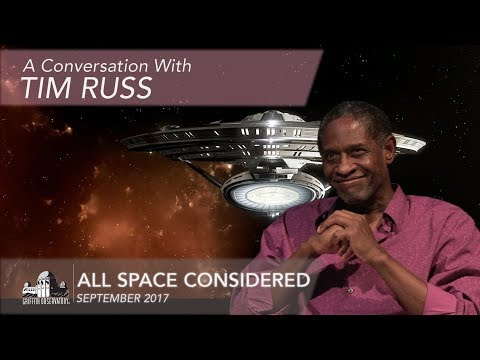 A Conversation with Tim Russ  All Space Considered at Griffith Observatory