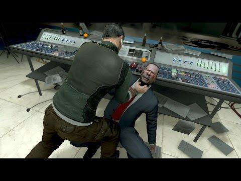 Splinter Cell: Conviction - Mission #7 - Lincoln Memorial