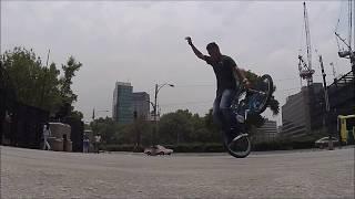 Flatland Bmx México Sessions 2016 | Donovan Borja